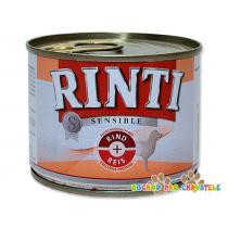 Rinti Sensible hovězí + rýže - 185g