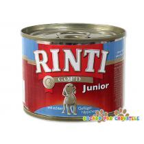 Rinti Gold Junior drůbeží - 185g