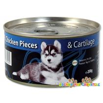 ONTARIO Junior Chicken Pieces + Cartilage - 200g
