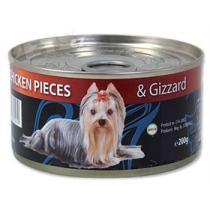 ONTARIO Chicken Pieces + Gizzard - 200g