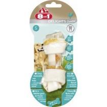 8in1 Kost žvýkací Dental Delights S 1ks