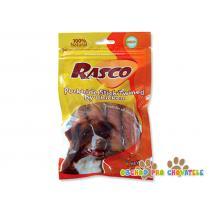 Pochoutka Rasco tyčinky vepřové obalené kuřecím masem 80g
