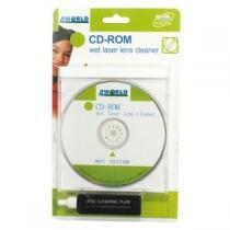 4World Čisticí disk pro jednotky DVD-ROM/ CD-ROM s přípravkem
