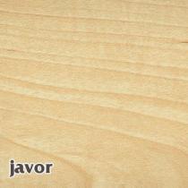 Dřevotřískový parapet - javor