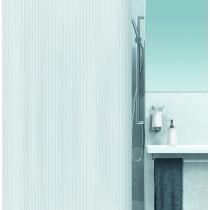 Spirella TWILL 240 x 180 cm Sprchový závěs