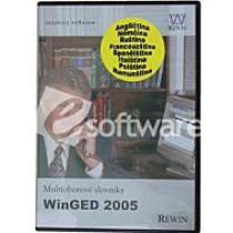 WinGED 2005 (A, N, R, F, Š, I, Pl, Ro)
