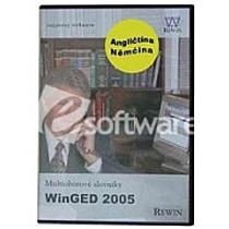WinGED 2005 (angličtina, němčina)