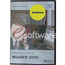 WinGED 2005 (italština)