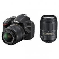Nikon D3200 + 18-55 mm AF-S DX VR + 55-200 mm AF-S VR