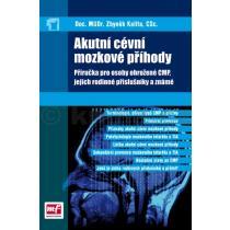 Akutní cévní mozkové příhody - příručka pro osoby ohrožené cévní mozkovou příhodou