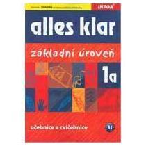 infoa Alles klar 1a-učebnice+cvičebnice