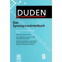 Duden 8 Das Synonymworterbuch Neu