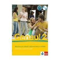 Klett Genau! 2 - učebnice s PS a CD
