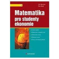 Moučka Jiří, Rádl Petr Matematika pro studenty ekonomie