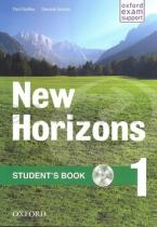 New Horizons 1 Students Pack