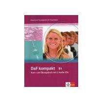 SANDER ILSE, BRAUN BIRGIT DaF Kompakt B1 - Kurs- und Übungsbuch mit 2 Audio-CDs