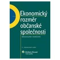 Hunčová Magdalena Ekonomický rozměr občanské společnosti