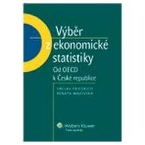 Friedrich, Majovská Výběr z ekonomické statistiky