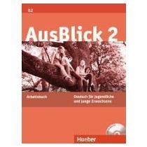 Fischer-Mitziviris Anni AusBlick 2 - Arbeitsbuch mit AudioCD