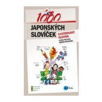EDIKA 1000 japonských slovíček