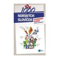 EDIKA 1000 Norských slovíček
