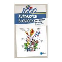 EDIKA 1000 Švédských slovíček