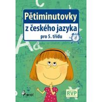 Pierot Pětiminutovky z českého jazyka pro 5. třídu