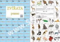 Albra Zvířata - pexeso