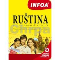 Infoa Ruština - konverzace + slovník kapesní