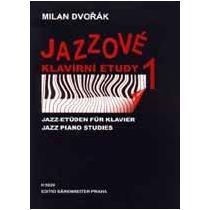 Dvořák Milan Jazzové klavírní etudy