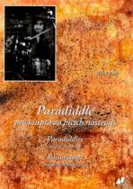 Veselý Miloš Paradiddle pro soupravu bicích nástrojů + CD