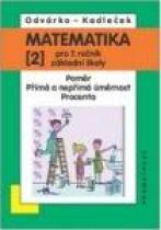 Odvárko, Kadleček Matematika 7 roč. / 2. díl