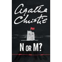 N or M? Christie Agatha