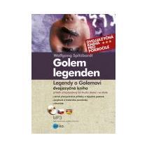 SPITZBARDT WOLFGANG Golem Legenden/Legendy o Golemovi