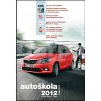 Autoškola 2012 + CD
