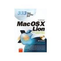 DOBROVSKÝ JAN 333 tipů a triků pro Mac OS X Lion