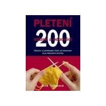 TAYLOROVÁ RITA Pletení - 200 otázek