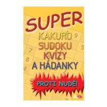 Bokštefl Luboš Super kakuro, sudoku, kvízy a hádanky