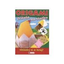 Fragment Origami - zvířata na statku
