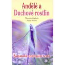 KINKELE THOMAS, ARNDT PETRA Andělé a Duchové rostlin - kniha + karty