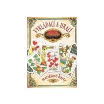 Vykládací a hrací originální mariášové karty