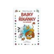Syrovátka Oldřich Bajky a říkanky pro nejmenší-Zmatlíková