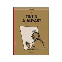 Hergé Tintin a alf-art