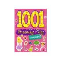 1001 Samolepek - Princezny a víly