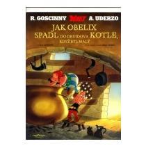 Goscinny René Asterix - Jak Obelix spadl do druidova kotle,když byl malý