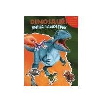 Dinosauři - Kniha samolepek
