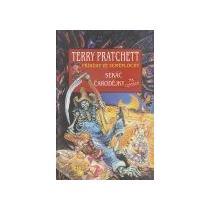 Pratchett Terry and Kidby Paul Sekáč, Čarodějky na cestách