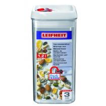 Leifheit Dóza na potraviny Fresh & Easy hranatá 1200 ml