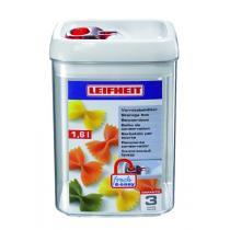 Leifheit Dóza na potraviny Fresh & Easy hranatá 1600 ml
