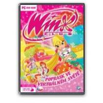 WINX CLUB: POPRASK VE VIRTUÁLNÍM SVĚTĚ (PC)